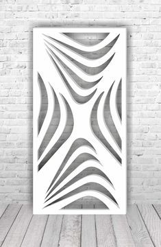 Set of 10 abstract vector geometric panels Glass Partition Designs, Living Room Partition Design, Decorative Metal Screen, Decorative Panels, Outdoor Screen Panels, Balcony Grill Design, Jaali Design, Wall Panel Design, Cnc Cutting Design