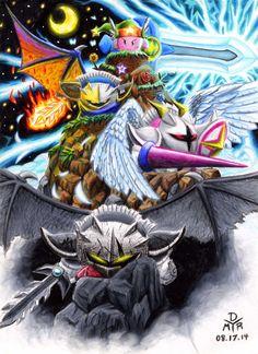 Knightmare by BrokenHAX.deviantart.com on @DeviantArt