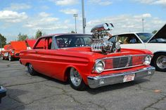 65 Ford Falcon, Vintage Cars, Antique Cars, Trick Riding, Car Pictures, Car Pics, Car Tuning, Drag Cars, Drag Racing