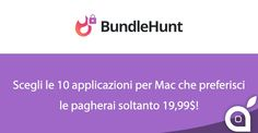 BundleHunt: Scegli 10 applicazioni per Mac tra 30 le pagherai soltanto 1999$ e ti verranno restituiti 5$