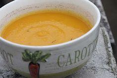 Carrot Soup @Allotment2Kitchen