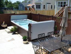 Atera Swim Spa   #cold spa, #hot tub, #jacuzzi, #pool, #swimming, #endless pool, #training