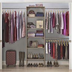 New Open Closet System Pax Wardrobe Ideas Coat Closet Organization, Home Office Organization, Closet Storage, Organization Ideas, Storage Room, Jewelry Organization, Moonlight Couture, Ideas Armario, Organizar Closet