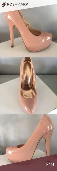 Dusty pink pumps Gorgeous and comfortable | worn only once | almost new.              ⚡️Fast shipper.                                                                                     %Bundle discount Forever 21 Shoes Heels