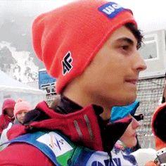 Maciej Kot Ski Jumping, Jumpers, Poland, Skiing, Kitten, Winter Hats, Celebrities, Sports, Ski