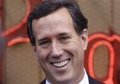 23 #prezpix #prezpixrs election 2012 candidate: Rick Santorum publication: abc news photographer: AP Photo publication date: 3/4/12