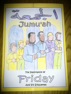 Jumu'ah Friday Lapbook