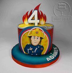 Fireman Sam by Bářiny dortíky