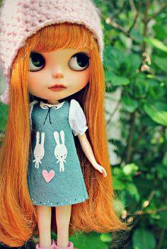 bunny love <3 by OhChiWaWa!, via Flickr
