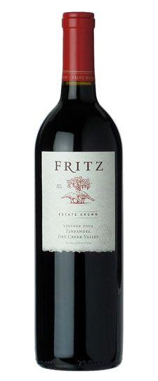 2010 Fritz Dry Creek Valley Zinfandel