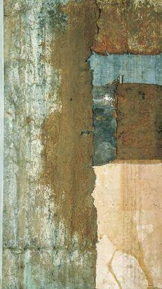 Paisaje suburbano (1958) Kenneth #Kemble (ver galería de imágenes- Antonio #Berni y sus contemporáneos)
