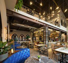 IOOR Studio - Panbakers #interiordesign #restaurantinterior #finedininginterior #interiorinspo #interiordesignjakarta