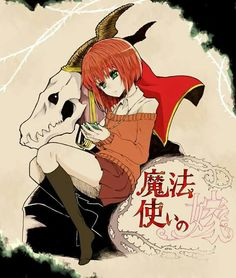Elias and chise