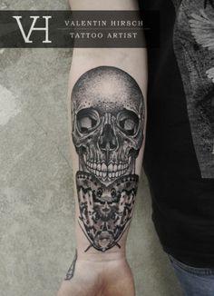 tattoo by valentin hirsch