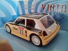 (26)Mondo Motor Voiture miniature 1/43 Renault Maxi Turbo 1986