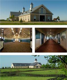 Adena Springs Horse Farm Development
