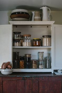 Pantry Essentials an
