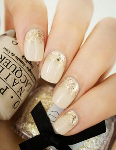 smalto-glitter-sfumato-oro