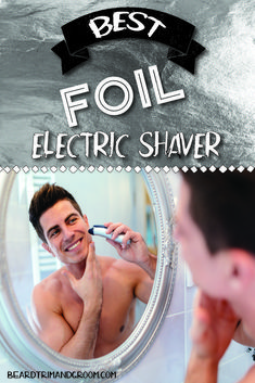 Foil electric razors are becoming popular for people who must   shave more than once a day, have sensitive skin, or very fine hair. This   razors helps protect the skin from blade irritation because it consists of a   piece perforated of metal between your skin and the razors blades. With so   many people having sensitive skin, we are happy to write this review to help   you find the best foil electric razor.#beardtrimandgroom #beardgrooming   #mensgrooming #shaving #foilshaver… Shaving Tips, Wet Shaving, Shaving Products, Best Safety Razor, Beard Accessories, Mens Shaving Cream, Best Shave, Electric Razors, Beard Grooming
