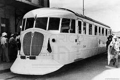 rail of Fiat Litorina 1938 History Of Ethiopia, Addis Abeba, Bonde, Road Train, Fiat Abarth, Rail Car, Diesel Locomotive, Train Tracks, Vintage Trucks