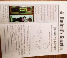Rodent's Gazette page 1