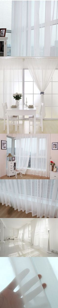chic home design sheer abby curtains - home design