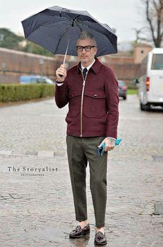 Domenivco Gianfrate Pitti89 Photo: The Storyalist