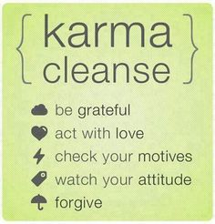 Karma Cleanse!  Come to Clarkston Hot Yoga in Clarkston, MI for all of your Yoga and fitness needs!  Feel free to call (248) 620-7101 or visit our website www.clarkstonhotyoga.com for more information about the classes we offer!