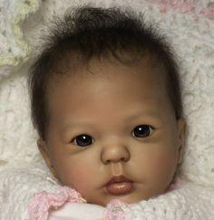AMAZING Reborn Ethnic Baby Girl PROTOTYPE ~Kimi~ | eBay