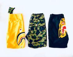 Exclusive Sneakers, A Bathing Ape, Bape, Best Brand, Shark, Kicks, Street Wear, Neon, Orange