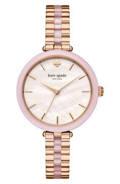 holland bracelet watch, 34mm