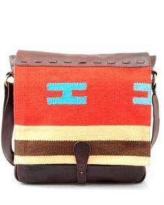 Raj Patterned Messenger Bag  MessengerBags #CrossbodyBags