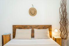 Villa Gioia - Book Now your Private Villa in Zakynthos Island Mediterranean Art, Interior Photo, Master Bedroom, Photo Galleries, Relax, Island, Book, Furniture, Home Decor