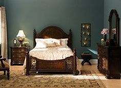 Florence Traditional Bedroom Collection Design Tips Ideas Raymour And Flanigan Furniture