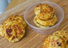 This is one of my most popular recipes. Cauliflower is a favourite of mine, but it did take a while to get my children to share the love. Adding cheese definitely makes it easier! The shape of these bites makes them the perfect finger food for you weaning baby. Cook time: 25 minutesMakes: 9 Bites Ingredients 1 small h