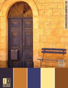 Silent Stones | Color Blocks Design