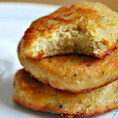 Chickpea Patties --