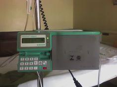 Maquina de dosagem de quimioterapia