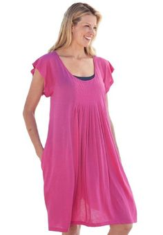 TOPSELLER! Swim 365 Plus Size Cover-Up For Swims... $29.77