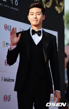 50th Baeksang Arts Awards » Park Seo-joon