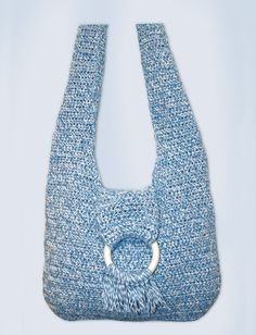 Yarnspirations.com - Lily Bag - Patterns  | Yarnspirations