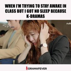 This is why weekends were invented. Check out Cheese in the Trap tonight! Kdrama Memes, Funny Kpop Memes, Funny Quotes, Korean Drama Funny, Korean Drama Quotes, K Drama, Drama Fever, Cheese In The Trap Kdrama, Moorim School