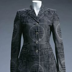 The KCI Digital Archives on the KCI website presents image and text information for 200 objects in the collection, arranged in chronological order. 90s Fashion, Fashion Brand, Fashion Design, Be Gentle With Yourself, Digital Archives, 20th Century Fashion, New Laptops