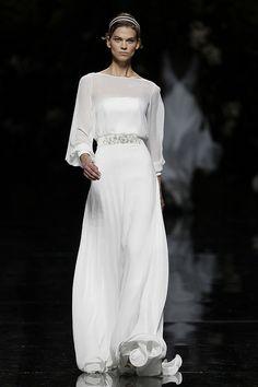 ULAGA - Pronovias 2013 Bridal Collection, via Flickr.