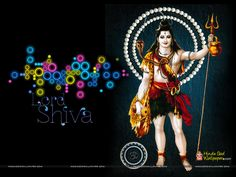 Lord Shiva Black and White