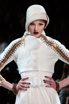 Christian Dior, Haute Couture Fall/Winter 2008.