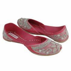 Zapatos hechos a mano con cuentas bordadas indias Mocasines Para Mujeres Tamaño : 40: Amazon.es: Zapatos y complementos