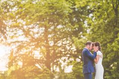 Natural, unposed wedding photography. Just a real, beautiful moment. Sam and Louise Photography