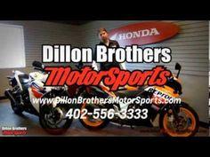 ▶ 2013 Honda CBR250R Repsol Edition - Orange CBR250REPD - Dillon Brothers Motorsports Video Walkaround