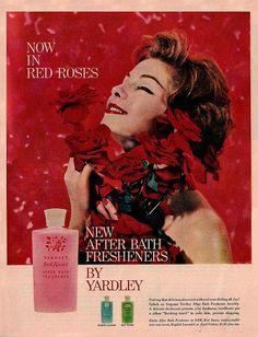 Yardley Red Roses